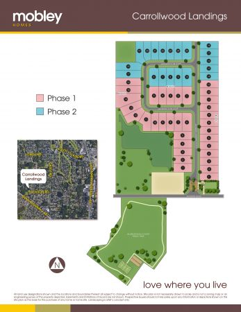 Carrollwood Landings Site Plan