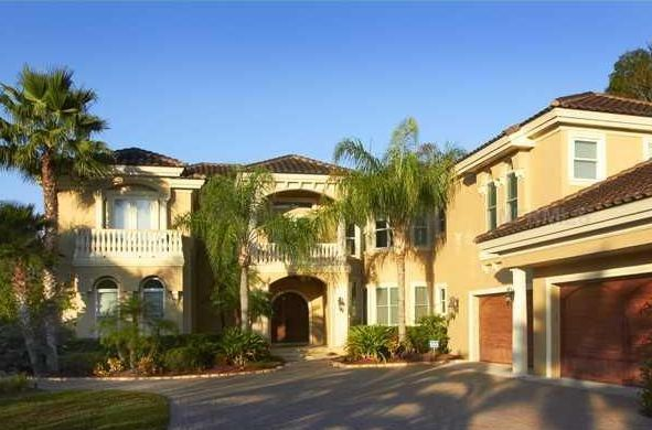 Custom Built Homes in South Tampa and St. Petersburg Florida